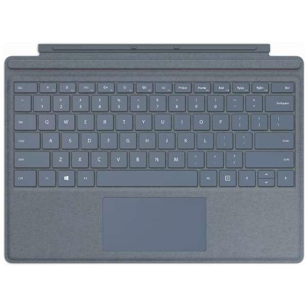 FFP-00139 【純正】Surface Pro タイプ カバー アイスブルー