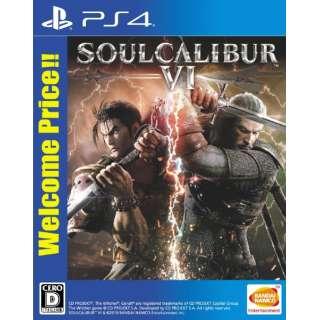 SOULCALIBUR VI Welcome Price!! 【PS4】