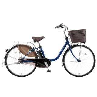 26型 電動アシスト自転車 ビビ・DX(Pファインブルー/内装3段変速)BE-ELD636V2【2020年モデル】 【組立商品につき返品不可】