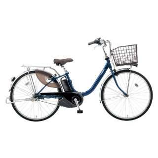 電動アシスト自転車 VIVI・L ファインブルー BE-ELL432V2 [24インチ /3段変速] 【組立商品につき返品不可】