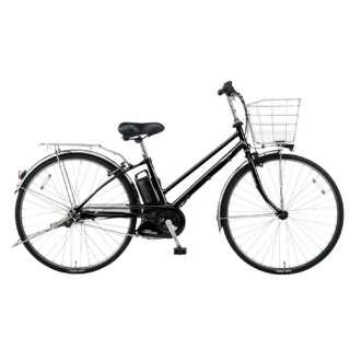 電動アシスト自転車 ティモ・DX ピュアブラック BE-ELDT756B [27インチ /5段変速] 【組立商品につき返品不可】