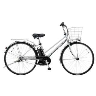 電動アシスト自転車 ティモ・DX モダンシルバー BE-ELDT756S2 [27インチ /5段変速] 【組立商品につき返品不可】