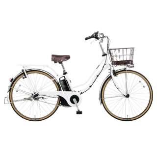電動アシスト自転車 ティモ・I ホワイトパールクリア BE-ELTA633F2 [26インチ /3段変速] 【組立商品につき返品不可】