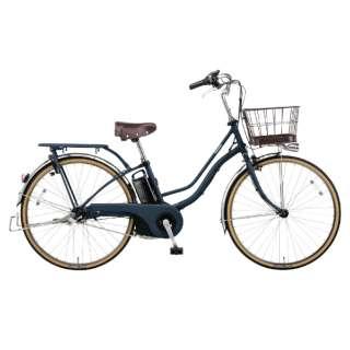 電動アシスト自転車 ティモ・I マットネイビー BE-ELTA633V [26インチ /3段変速] 【組立商品につき返品不可】