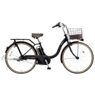 26型 電動アシスト自転車 ティモ・L(マットジェットブラック/内装3段変速) BE-ELSL632B【2020年モデル】 【組立商品につき返品不可】