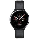 サムスン ウェアラブル端末 Galaxy Watch Active2 44mm ブラック(ステンレス) SM-R820NSKAXJP