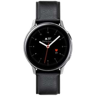 サムスン ウェアラブル端末 Galaxy Watch Active2 40mm シルバー(ステンレス) SM-R830NSSAXJP
