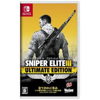SNIPER ELITE III ULTIMATE EDITION 【Switch】