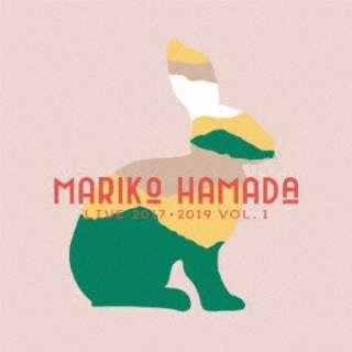 浜田真理子:MARIKO HAMADA LIVE 2017・2019 VOL.1 【CD】