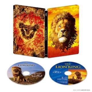 ライオン・キング 4K UHD MovieNEX スチールブック(数量限定) 【Ultra HD ブルーレイソフト】