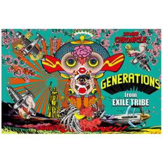 GENERATIONS from EXILE TRIBE/ SHONEN CHRONICLE(Blu-ray Disc付) 初回生産限定盤 【CD】