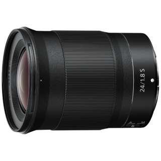 カメラレンズ NIKKOR Z 24mm f/1.8 S【ニコンZマウント】 [ニコンZ /単焦点レンズ]