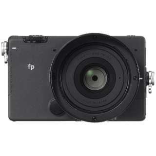 SIGMA fp ミラーレス一眼カメラ 45mm F2.8 DG DN Contemporary キット [単焦点レンズ]