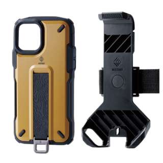 iPhone 11 Pro NESTOUT Trekking コヨーテブラウン PM-A19BNESTTBR