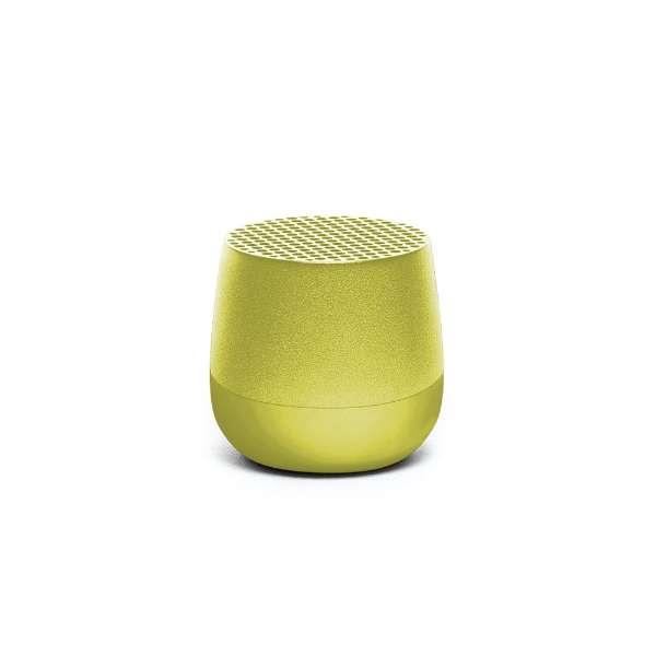 LA113-YE ブルートゥーススピーカー MINO イエロー [Bluetooth対応]