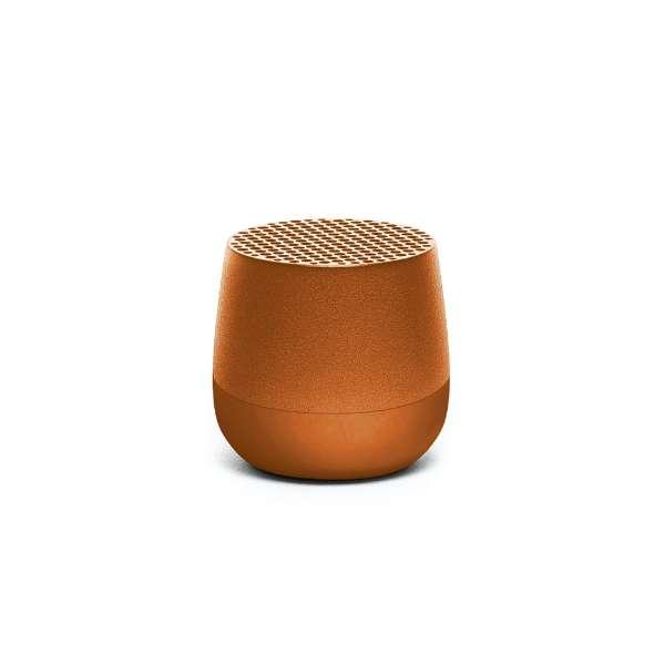 LA113-OR ブルートゥーススピーカー MINO オレンジ [Bluetooth対応]
