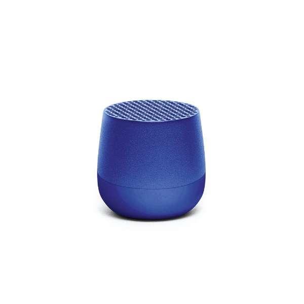 LA113-BL ブルートゥーススピーカー MINO ブルー [Bluetooth対応]