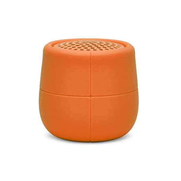 LA120-O9OR ブルートゥーススピーカー オレンジ [Bluetooth対応 /防水]