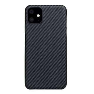PITAKA iPhone11用アラミドケース KI1101R KI1101R ブラック