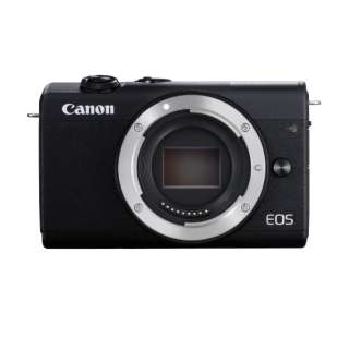 EOS M200 ミラーレス一眼カメラ ブラック [ボディ単体]