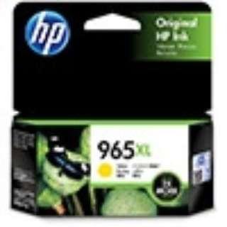純正プリンターインク HP 965XL イエロー 3JA83AA