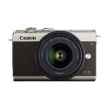 【数量限定】EOS M200 ミラーレス一眼カメラ リミテッドゴールドキット [ズームレンズ]