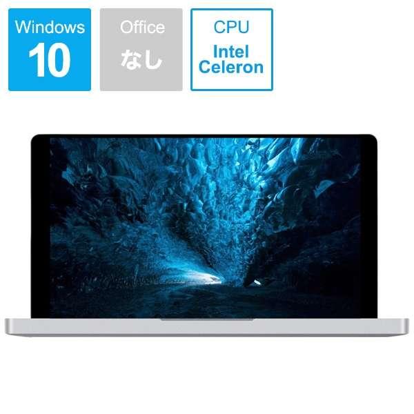 ノートパソコン OneMix1S シルバー ONEMIX1SJ-S2 [7.0型 /intel Celeron /SSD:256GB /メモリ:8GB /2019年10月モデル]