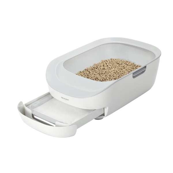 猫用トイレ型ペットケアモニター HN-PC001W