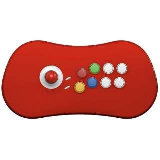 NEOGEO Arcade Stick Pro専用シリコーンカバー 赤 FP2X1N1901