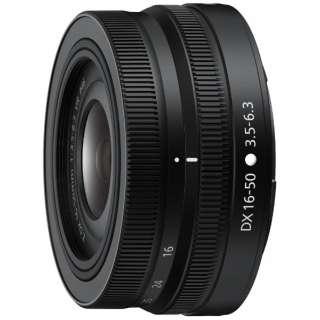 カメラレンズ NIKKOR Z DX 16-50mm f/3.5-6.3 VR【ニコンZマウント】 [ニコンZ /ズームレンズ]