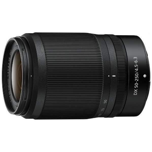 カメラレンズ NIKKOR Z DX 50-250mm f/4.5-6.3 VR【ニコンZマウント】 [ニコンZ /ズームレンズ]