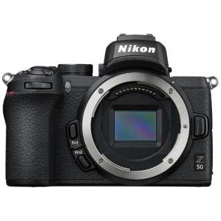 Nikon Z 50 ミラーレス一眼カメラ [ボディ単体]