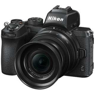 Nikon Z 50 ミラーレス一眼カメラ 16-50 VR レンズキット [ズームレンズ]