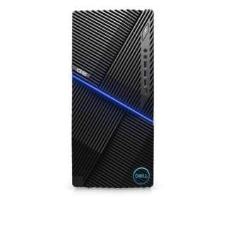 DG80VR-9WLC ゲーミングデスクトップパソコン Dell G5 ブラック [モニター無し /HDD:2TB /SSD:512GB /メモリ:16GB /2019年秋冬モデル]