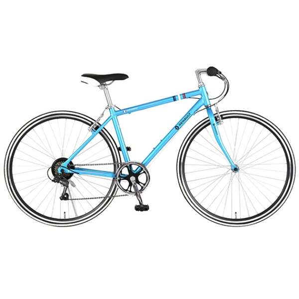 700×28C クロスバイク ルノー RENAULT ALCRB7006 LIGHT(Soda Blue/外装6段変速) 61107-03【2020年モデル】 【組立商品につき返品不可】