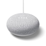 スマートスピーカー Google Nest Mini チョーク GA00638-JP [Bluetooth対応 /Wi-Fi対応]