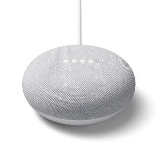 Google Nest Mini スマートスピーカー GA00638-JP チョーク