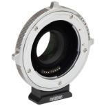 METABONES MB_SPEF-m43-BTB マウント(ボディ側:BMPCC4K/レンズ側:Canon EF)・Speed Booster XL 0.64x ・フルフレームレンズ専用・電子接点付き・CINEシリーズ・T(フロック加工)
