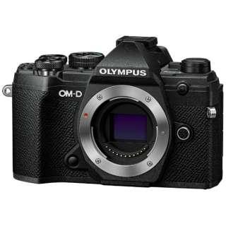 OM-D E-M5 Mark III ミラーレス一眼カメラ ブラック [ボディ単体]
