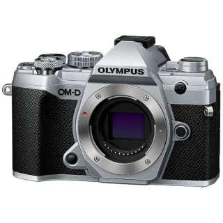 OM-D E-M5 Mark III ミラーレス一眼カメラ シルバー [ボディ単体]