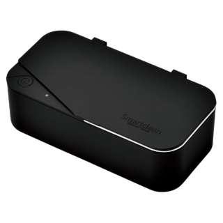 超音波洗浄器 スマートクリーン(ブラック)9673-01