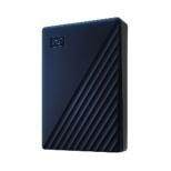 WDBA2F0050BBL-JESN 外付けHDD ブルー [ポータブル型 /5TB]