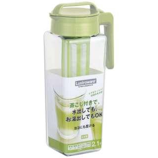 タテヨコ茶こし付スクエアピッチャー 2.2L K-1298MC