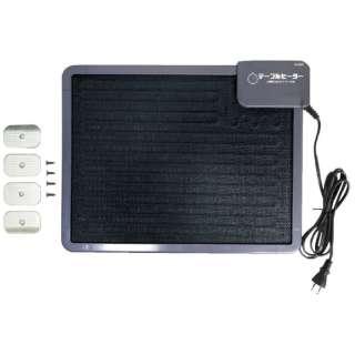 KH1800 パネルヒーター バンガード 3Hタイマー付きテーブルヒーター