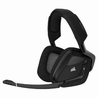 CA-9011201-AP ゲーミングヘッドセット VOID RGB ELITE Wireless Carbon ブラック [ワイヤレス(USB) /両耳 /ヘッドバンドタイプ]