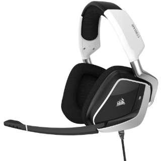 CA-9011204-AP ゲーミングヘッドセット VOID RGB ELITE USB White ホワイト [USB /両耳 /ヘッドバンドタイプ]