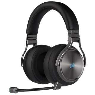 CA-9011180-AP ゲーミングヘッドセット VIRTUOSO RGB WIRELESS SE Gunmetal ガンメタル [ワイヤレス(USB) /両耳 /ヘッドバンドタイプ]