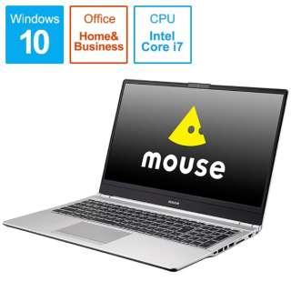 BC-MB1585M8S5-193A ノートパソコン mouse [15.6型 /intel Core i7 /SSD:512GB /メモリ:8GB /2019年11月モデル]