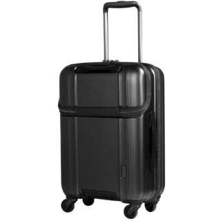 スーツケース 30L マットブラック ZER2174 [TSAロック搭載]