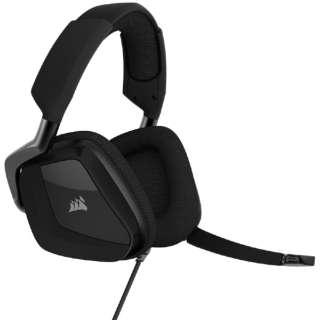 CA-9011205-AP ゲーミングヘッドセット VOID ELITE SURROUND Carbon ブラック [φ3.5mmミニプラグ /両耳 /ヘッドバンドタイプ]